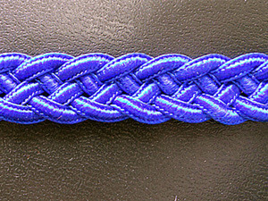Плетеный пояс или браслет. Схема плетения из пяти шнуров. Часть 2.. Ярмарка Мастеров - ручная работа, handmade.