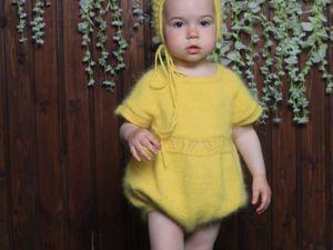 Одежда для малышей. Ярмарка Мастеров - ручная работа, handmade.