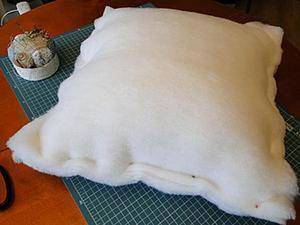 Шьем подушку. Ярмарка Мастеров - ручная работа, handmade.