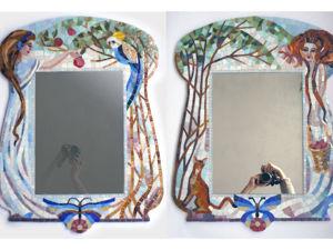 Новое зеркало. Ярмарка Мастеров - ручная работа, handmade.