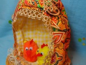 Как создать пасхальное украшение «Двойная радость». Ярмарка Мастеров - ручная работа, handmade.