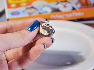 Лепим с детьми конфетку из пластилина. Ярмарка Мастеров - ручная работа, handmade.