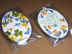 Акриловые магниты на холодильник с сухоцветами внутри купить. Ярмарка Мастеров - ручная работа, handmade.