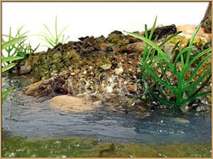 Имитация воды в композиции. Ярмарка Мастеров - ручная работа, handmade.