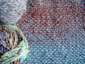 Недомастер-класс:), имитация тканого полотна.. Ярмарка Мастеров - ручная работа, handmade.