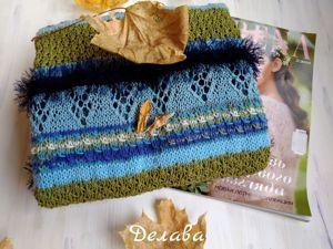 Дополнительные фото к пуловеру. Ярмарка Мастеров - ручная работа, handmade.