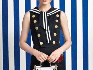 Морской стиль в одежде, или Как получить десятибалльный шторм восторгов. Ярмарка Мастеров - ручная работа, handmade.