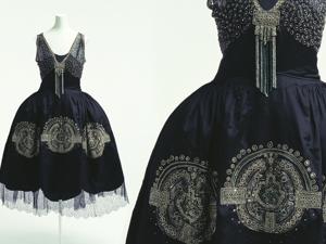 Вечернее платье от Жанны Ланван. Ярмарка Мастеров - ручная работа, handmade.