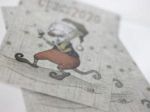 Бесплатная доставка + авторская открытка в подарок!. Ярмарка Мастеров - ручная работа, handmade.