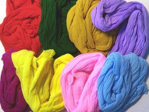 Снова в продаже цветной капрон для кукол и цветов!. Ярмарка Мастеров - ручная работа, handmade.