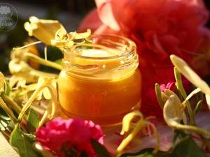 Тропический цветок Бальзам для губ и не только. Ярмарка Мастеров - ручная работа, handmade.