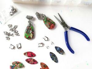 СКОРО! Новая коллекция арт украшений из натуральных камней!. Ярмарка Мастеров - ручная работа, handmade.