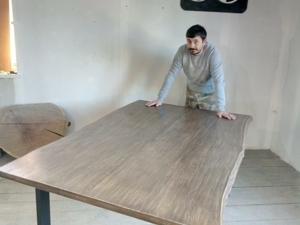 Мебель на заказ. Столы из натурального дерева. Ярмарка Мастеров - ручная работа, handmade.