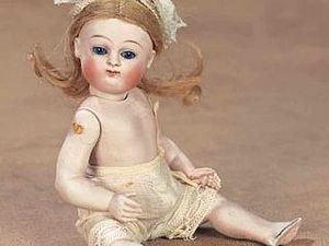Немного из истории миниатюрных кукол. Ярмарка Мастеров - ручная работа, handmade.