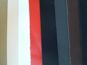Поступление натуральной кожи небольшимим отрезами, разные цвета. Ярмарка Мастеров - ручная работа, handmade.
