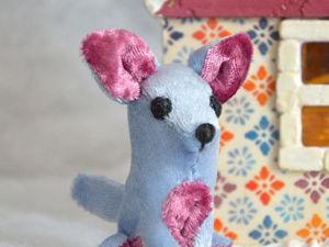 Шьем маленькую собачку — символ 2018 г. Ярмарка Мастеров - ручная работа, handmade.