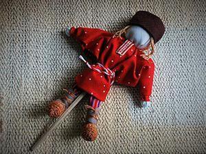 Мастер-класс: народная игровая кукла «Кулачник». Ярмарка Мастеров - ручная работа, handmade.