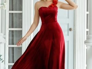 Аукцион на вечернее платье! Старт 3500 руб.!. Ярмарка Мастеров - ручная работа, handmade.