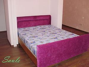 Общедоступный способ отделки кровати. Ярмарка Мастеров - ручная работа, handmade.