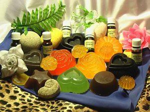 Базовые масла для мыла. Ярмарка Мастеров - ручная работа, handmade.