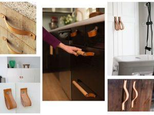 Вторая жизнь кожаных обрезков и ремней. Ярмарка Мастеров - ручная работа, handmade.