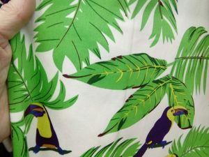 Новые предложения хлопковых тканей для пошива юбки. Ярмарка Мастеров - ручная работа, handmade.