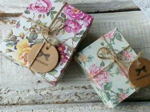 Создаем коробочку для броши. Ярмарка Мастеров - ручная работа, handmade.