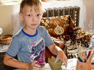 Зачем  детям давать в руки глину?. Ярмарка Мастеров - ручная работа, handmade.