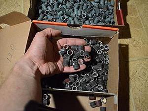 Наждачные тубы для бор-машинок своими руками. Ярмарка Мастеров - ручная работа, handmade.