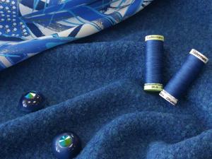 Костюмное букле и шелк. Ярмарка Мастеров - ручная работа, handmade.