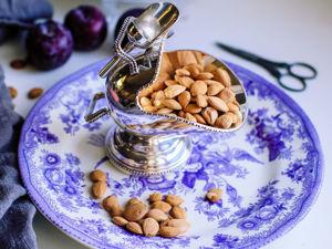 Винтажный посеребренный зольник сахарница с совочком Англия. Ярмарка Мастеров - ручная работа, handmade.