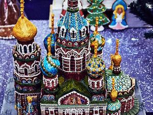 Объявлены победители фестиваля «Мир пряника»: 31 шедевр кулинарного искусства. Ярмарка Мастеров - ручная работа, handmade.