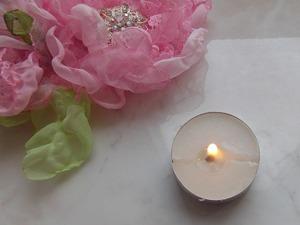 Что делать, если у чайной свечи сломался фитиль? Простой способ замены. Ярмарка Мастеров - ручная работа, handmade.