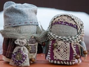 Кукла Крупеничка (Зерновушка). Ярмарка Мастеров - ручная работа, handmade.