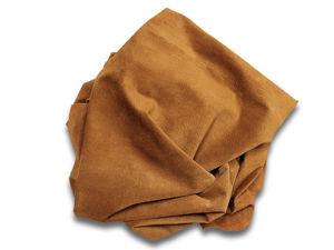 Скидка 20% на юбку из натуральной замши. Ярмарка Мастеров - ручная работа, handmade.