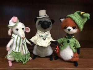3 новые игрушки в магазине!!! Акция!!!. Ярмарка Мастеров - ручная работа, handmade.