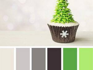 Черпаем вдохновение цветом среди красок зимы. Часть 18. Ярмарка Мастеров - ручная работа, handmade.