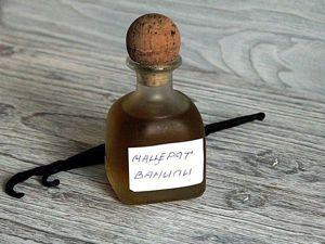 Мацерат ванили за 15 минут: мастер-класс. Ярмарка Мастеров - ручная работа, handmade.