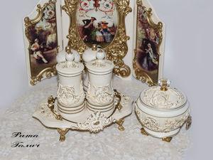 Набор для столовой Заказ для Елены. Ярмарка Мастеров - ручная работа, handmade.