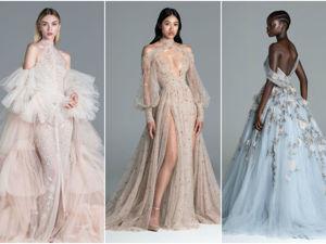 Коллекция Paolo Sebastian  «The Passage of Spring»  Spring/Summer 2020 Couture. Ярмарка Мастеров - ручная работа, handmade.