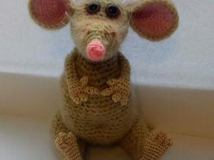 2020 год — год Мышки. Ярмарка Мастеров - ручная работа, handmade.