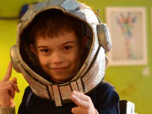 Делаем костюм космонавта своими руками. Ярмарка Мастеров - ручная работа, handmade.