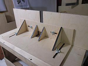 Изготавливаем упор для фрезерного стола. Ярмарка Мастеров - ручная работа, handmade.