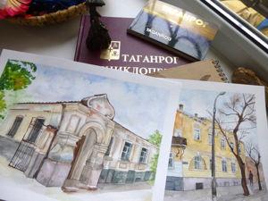 Атмосфера старого города. Ярмарка Мастеров - ручная работа, handmade.
