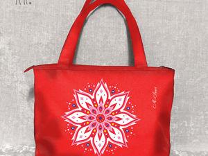 Ярко-красный: всегда модный тренд. Ярмарка Мастеров - ручная работа, handmade.