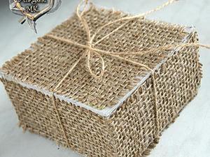 Прочная упаковка для отправки почтой за 15 минут. Ярмарка Мастеров - ручная работа, handmade.