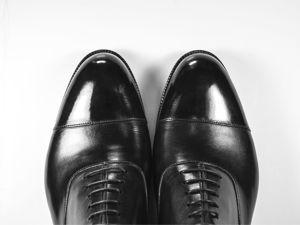 Кожаная обувь. Как сохранить внешний вид?!. Ярмарка Мастеров - ручная работа, handmade.