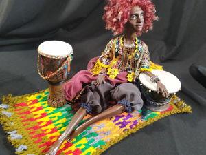 Протея — африканская роза. Экзотическая красотка-барабанщица. Ярмарка Мастеров - ручная работа, handmade.