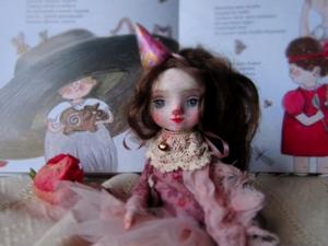Пенелопа, девушка со свиным пятачком). Ярмарка Мастеров - ручная работа, handmade.