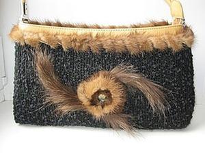 Как преобразить дамскую сумочку. Ярмарка Мастеров - ручная работа, handmade.